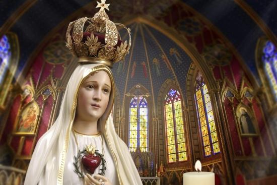 Sonhar com Nossa Senhora de Fátima