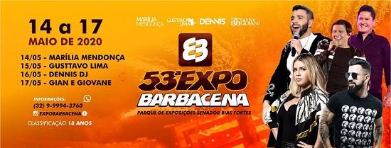 Expo Barbacena 2020